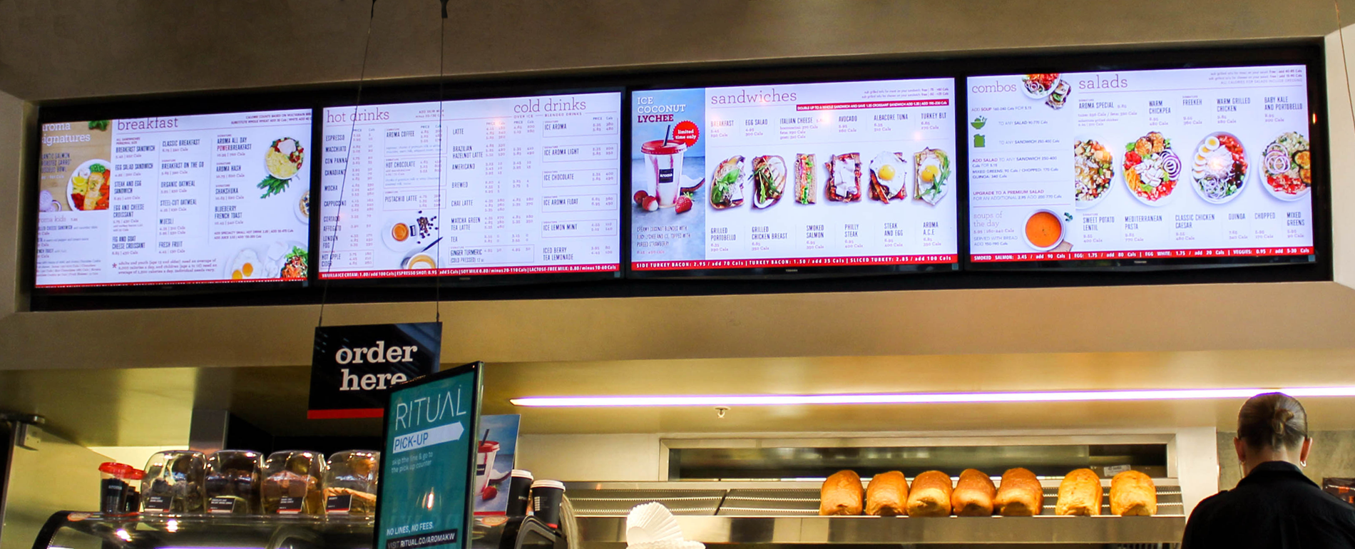 Everything You Need To Know About Digital Menu Boards!