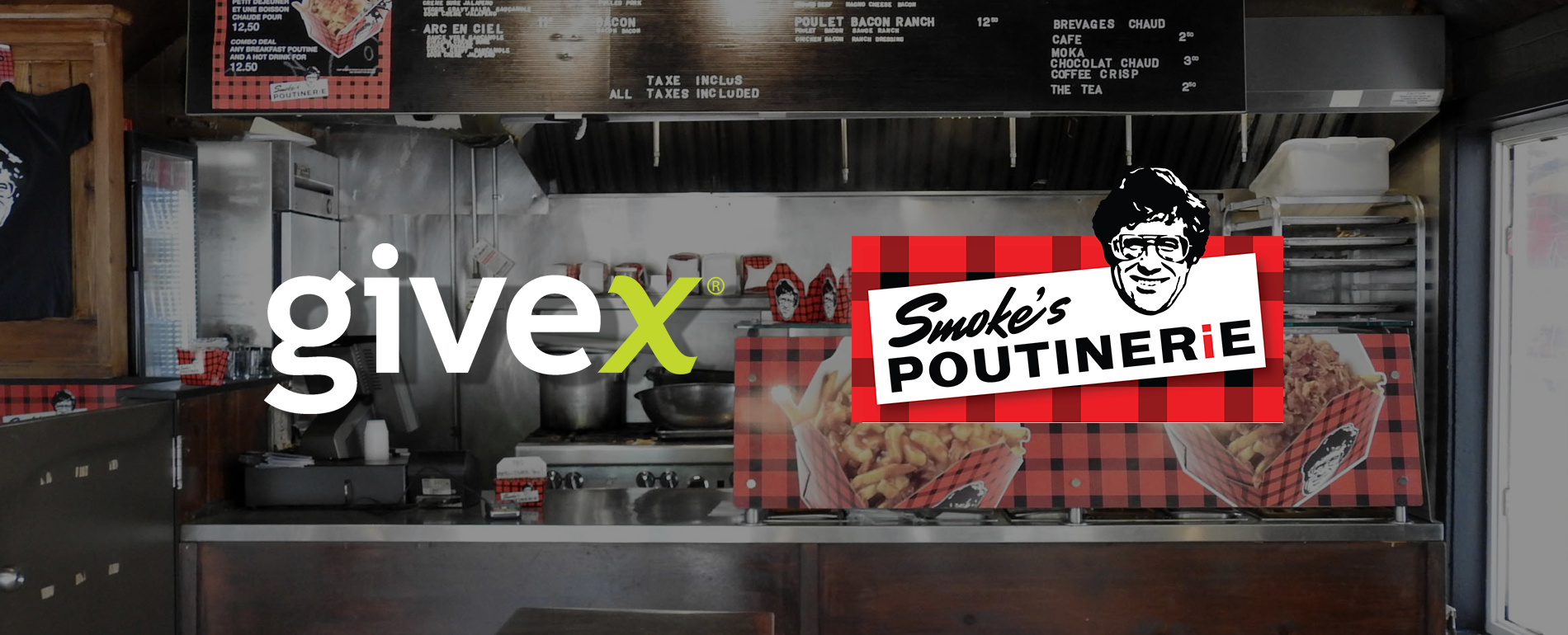 Smoke's Poutinerie Selects Givex for Chain-wide Rollout Amidst GLOBAL DOMINATION!
