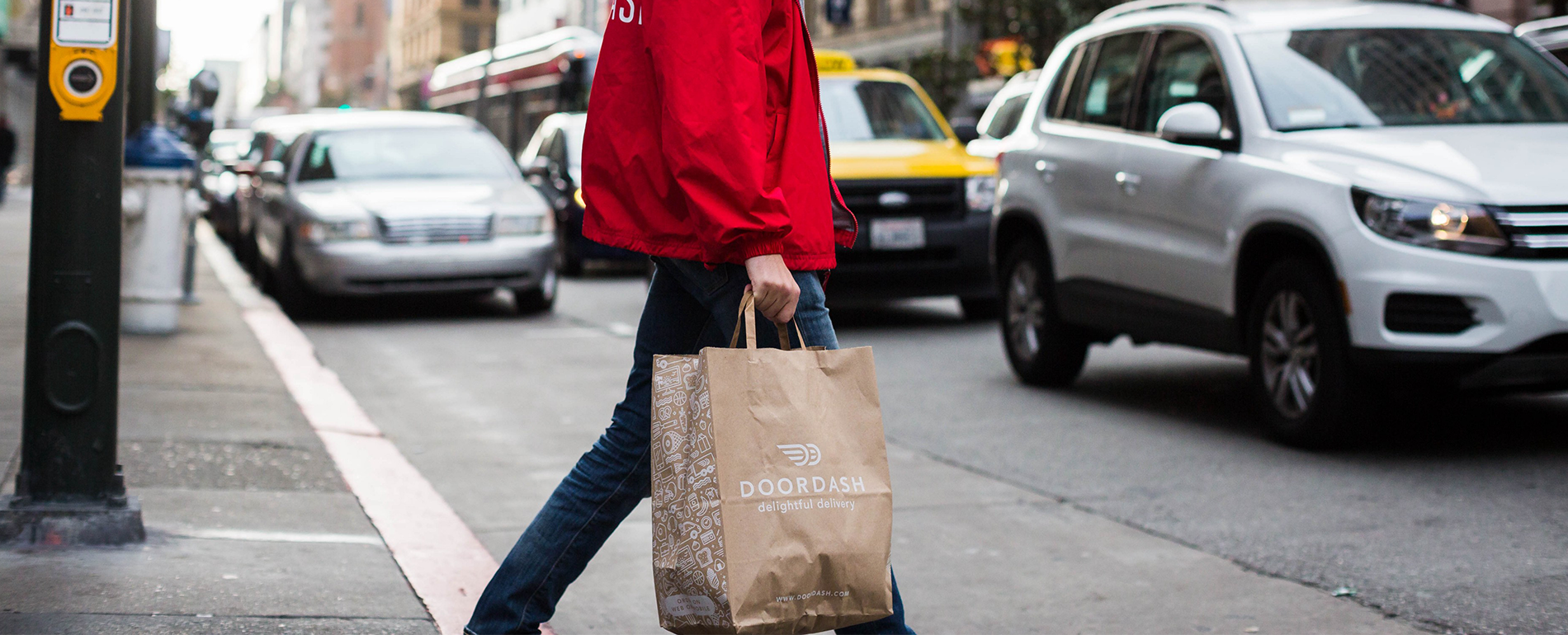 DoorDash: #OpenToDelivery