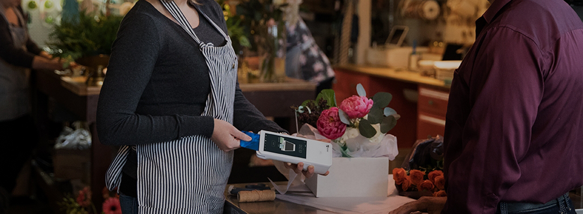 First Data's Clover Flex joining forces with Givex POS